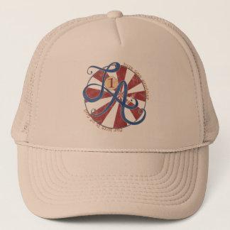 Retro Vintage Love One Another Scripture Trucker Hat