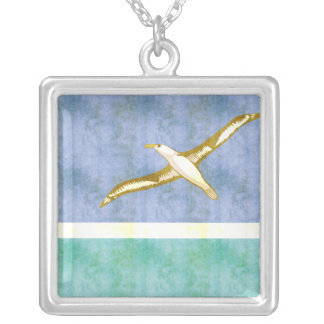 Retro Vintage Midway Islands Flag Custom Jewelry