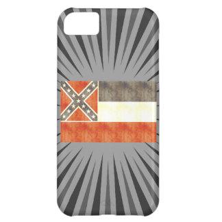Retro Vintage Mississippi Flag Cover For iPhone 5C