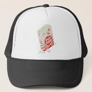 Retro Vintage Movie Theater Popcorn Trucker Hat