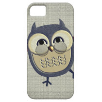 Retro Vintage Owl iPhone SE/5/5s Case