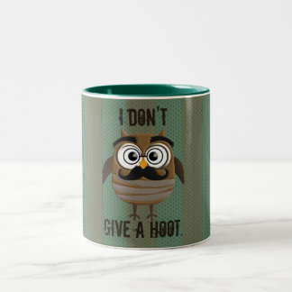 Retro Vintage Owl Mug