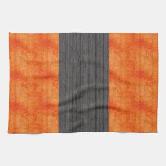 Retro Vintage Peru Flag Kitchen Towel