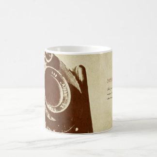 Retro Vintage Photography Coffee Mug