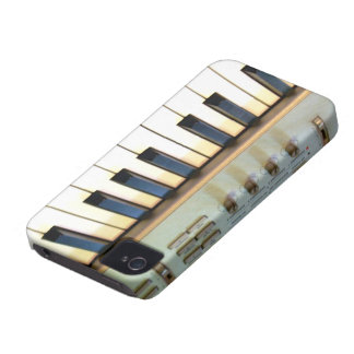 Retro Vintage Piano iPhone 4/4S case