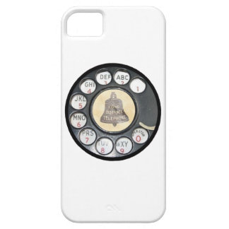 retro vintage rotary dial telephone phone case iPhone 5 cover
