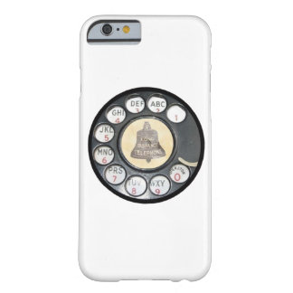 retro vintage rotary dial telephone phone case barely there iPhone 6 case