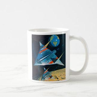 Retro Vintage Sci Fi Nasa Space Flight L-15 Coffee Mug
