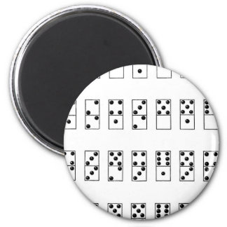retro vintage set of dominoes magnet  sc 1 st  Zazzle & Domino Refrigerator Magnets | Zazzle 25forcollege.com