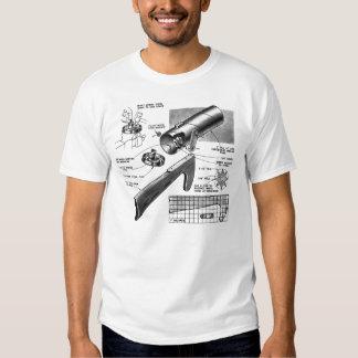 Retro Vintage Toy 'Build a Clatter Gun' T-shirt