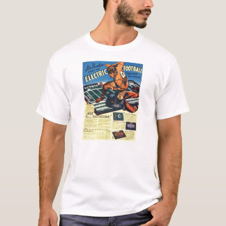 Retro Vintage Toy 'Electric Football Game' T-Shirt