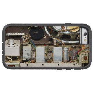 Retro Vintage Tube Radio Tough Xtreme iPhone 6 Case