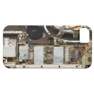 Retro Vintage Tube Radio iPhone 5 Case