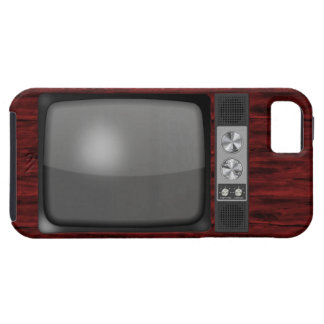 Retro Vintage TV Set iPhone 5 Cover