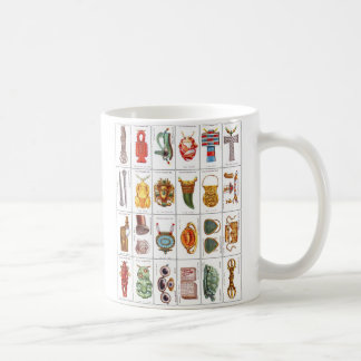 Retro Vintage Wills's Cigarette Cards Lucky Charms Mug