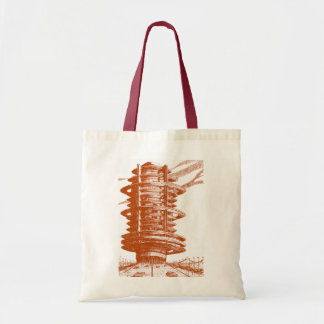 Retro vision 1 tote bag