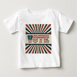 Retro voting gear baby T-Shirt