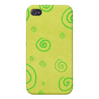 Retro Wall Paper Speck Case Cases For iPhone 4