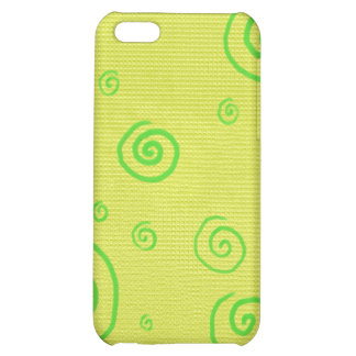Retro Wall Paper Speck Case iPhone 5C Cover