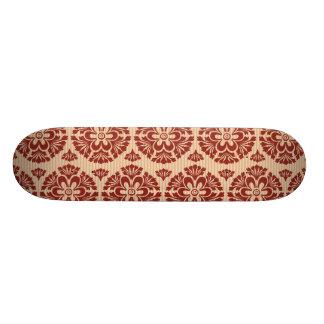 Retro Wallpaper Skateboard