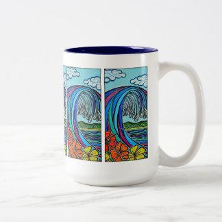 Retro Wave Mug