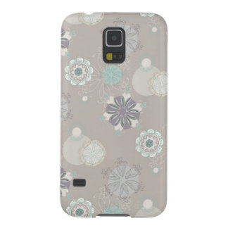 Retro Wedding Customizable Pattern Case For Galaxy S5