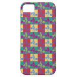 Retro Weight Lifting - iPhone 5 Cover