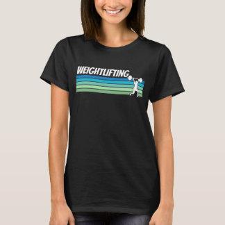 Retro Weightlifting T-Shirt