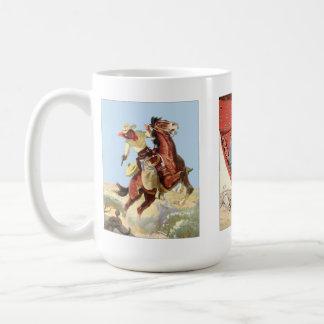 Retro Western Mug 3