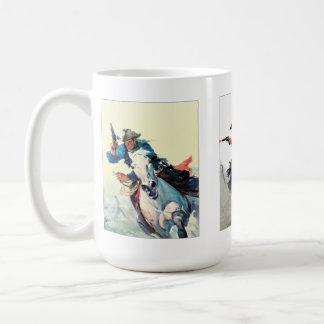 Retro Western Mug 5