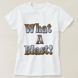 Retro What A Blast Shirt
