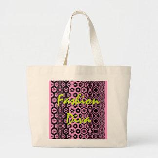 Retro with Fluo Fashion Diva Bag