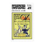 Retro Wizard of Oz Vintage Postage Stamps