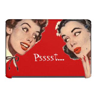 Retro Women Gossips iPad Mini Retina Cases