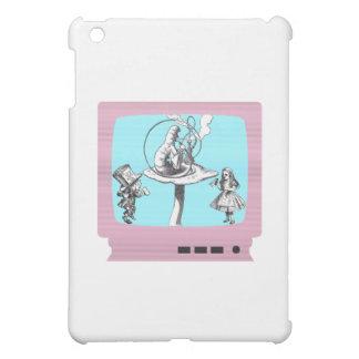 Retro Wonderland TV Cover For The iPad Mini