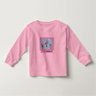 Retro Wonderland TV T-Shirt