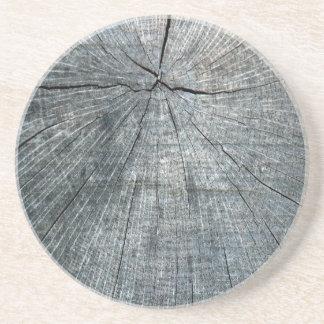 Retro Wood Wooden Texture Pattern Beverage Coasters