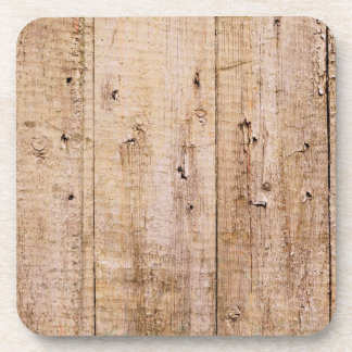 Retro Wood Wooden Texture Pattern Drink Coasters