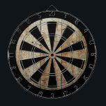 """Retro Wood Wooden Texture Pattern Dart Board<br><div class=""""desc"""">This is an awesome abstract art gift featuring a wooden texture that looks awesome. This makes the perfect gift for any occasion.   Add your own wording,  name,  favorite saying,  favorite quotes,  etc. to personalize this even more by clicking on the blue CUSTOMIZE IT button.</div>"""