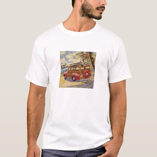 Retro Woody T-Shirt