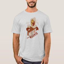 Retro WPA Milk for Warmth Poster T Shirt