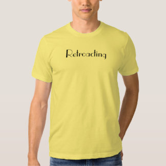 Retroacting - camiseta camisas