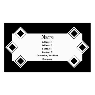 Retroactive Double-Sided Standard Business Cards (Pack Of 100)