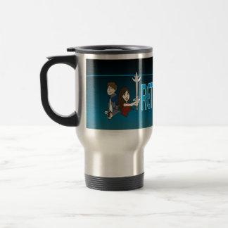 RetroBlasting Travel Mug