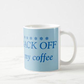 Retroceda mi taza de café