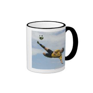 Retroceso 2 del voleo taza de café
