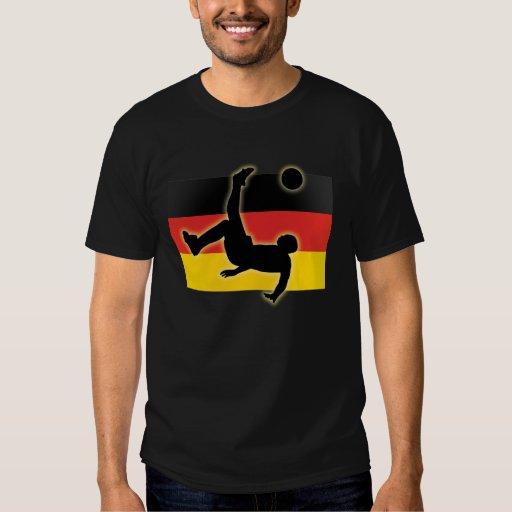 Retroceso de bicicleta de Alemania Camisas