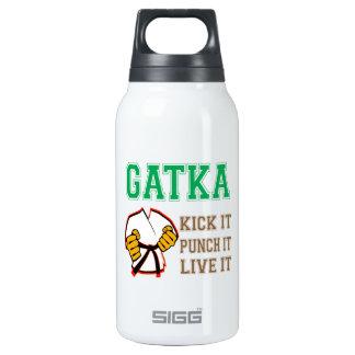 Retroceso de Gatka, lo perfora, vive él