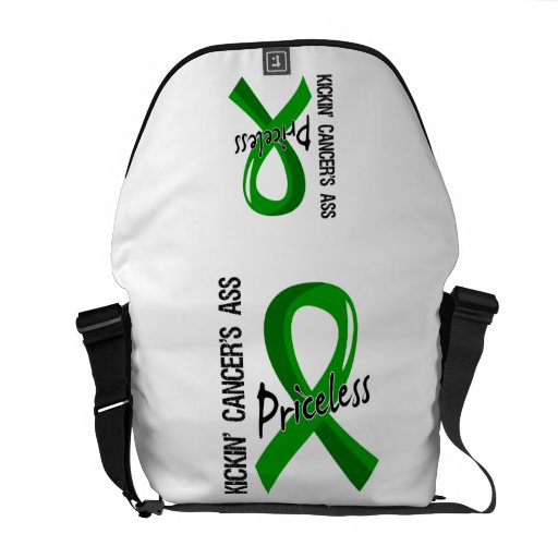 Retroceso del cáncer hepático inestimable del asno bolsas messenger