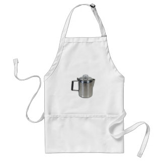 RetroCoffeePot120912 copy.png Adult Apron